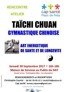 170930 affiche atelier taïchi chuan ccourté