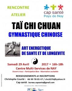 20170429 affiche atelier taichi chuan christophe courté