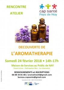 20180224 affiche atelier aromaline