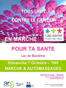 20181007 affiche marche & automassages - octobre rose
