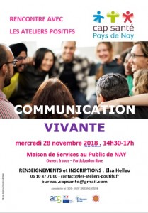 20181128 communication vivante