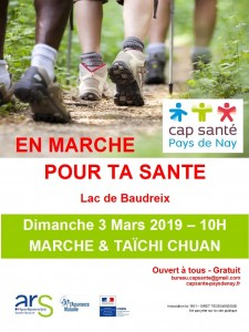 20190303 marche & taïchi chuan