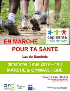 20190505 marche & gym clic clac dance