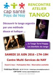 affiche atelier tango 18 juin 2016